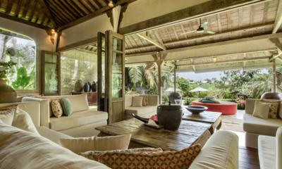 Living Area - Villa Galante - Umalas, Bali