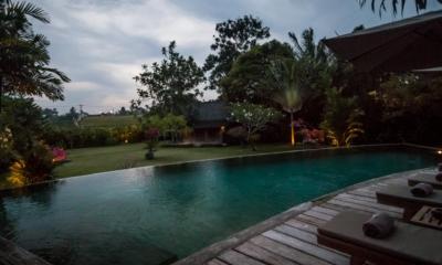 Gardens and Pool - Villa Galante - Umalas, Bali
