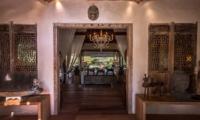 Living Area View - Villa Galante - Umalas, Bali