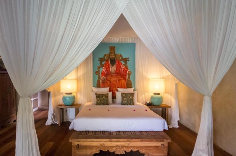 King Size Bed - Villa Galante - Umalas, Bali