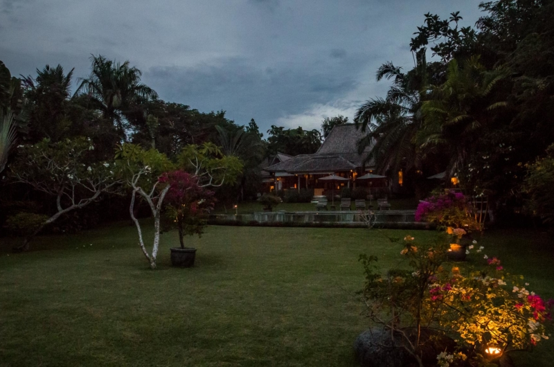 Night View - Villa Galante - Umalas, Bali