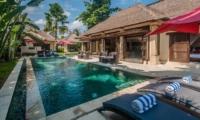 Reclining Sun Loungers - Villa Gembira - Seminyak, Bali