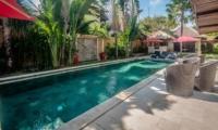 Sun Beds - Villa Gembira - Seminyak, Bali