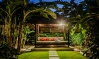 Outdoor Seating Area - Villa Gembira - Seminyak, Bali