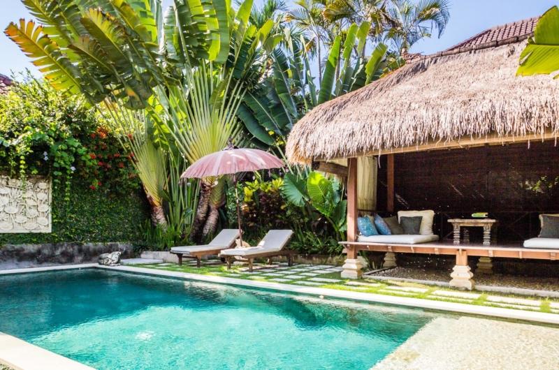 Swimming Pool - Villa Gembira Batubelig - Batubelig, Bali