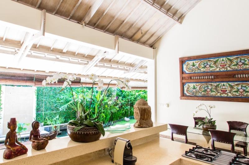 Kitchen Area - Villa Gembira Batubelig - Batubelig, Bali