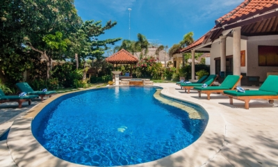 Pool Side - Villa Ginger - Seminyak, Bali