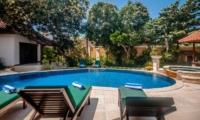 Sun Beds - Villa Ginger - Seminyak, Bali
