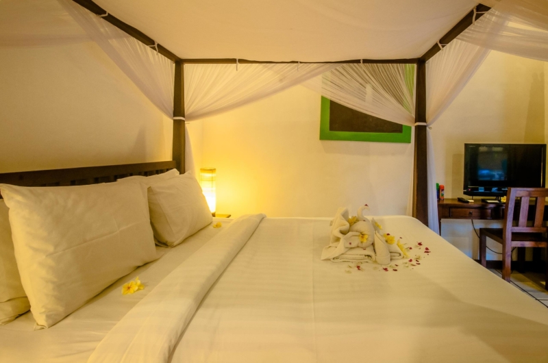 Four Poster Bed - Villa Ginger - Seminyak, Bali