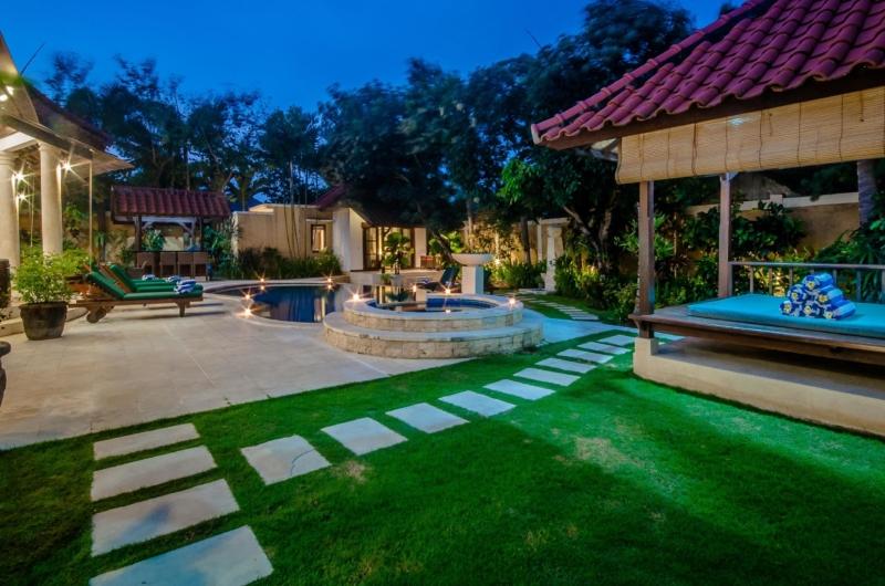 Night View - Villa Ginger - Seminyak, Bali