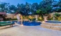 Pool Side Loungers - Villa Ginger - Seminyak, Bali