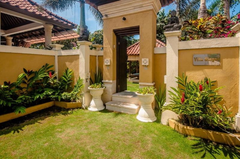 Entrance - Villa Ginger - Seminyak, Bali