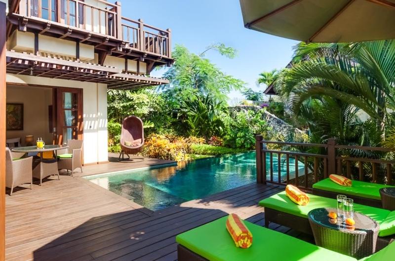 Sun Beds - Villa Gita Ungasan - Ungasan, Bali