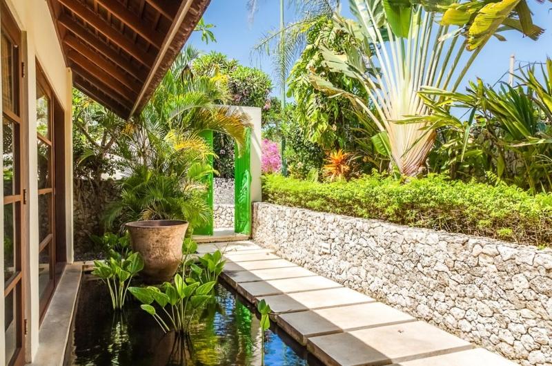 Pathway - Villa Gita Ungasan - Ungasan, Bali