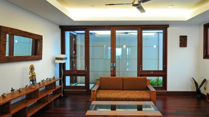 Seating Area - Villa Griya Aditi - Ubud, Bali