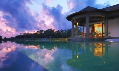 Private Pool - Villa Griya Atma - Ubud, Bali