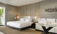 Bedroom with Seating Area - Villa Hamsa - Ungasan, Bali