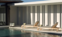 Pool Side Loungers - Villa Hamsa - Ungasan, Bali
