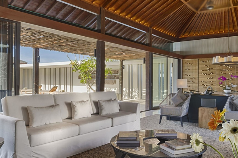 Living Area - Villa Hamsa - Ungasan, Bali