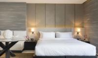 Bedroom with Lamps - Villa Hamsa - Ungasan, Bali