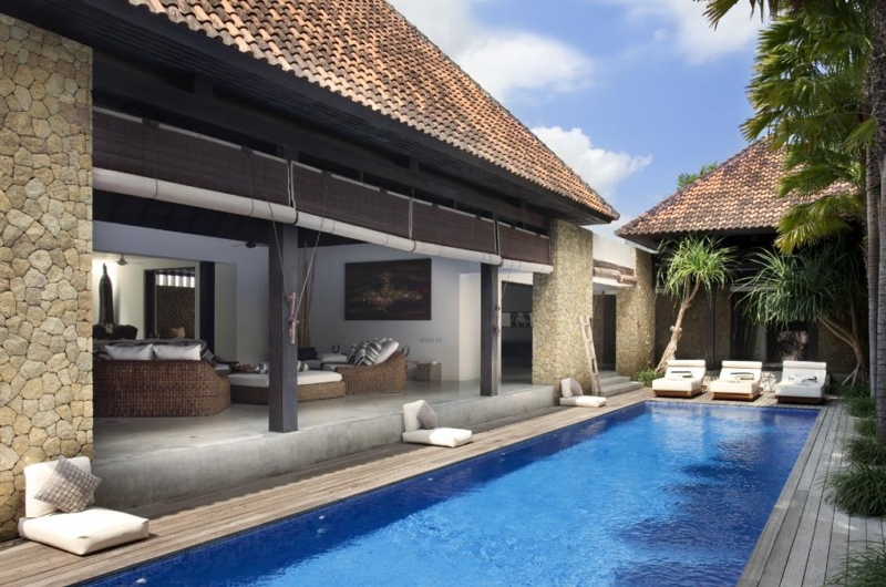 Swimming Pool - Villa Hana - Canggu, Bali