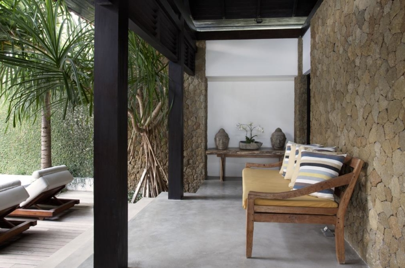 Lounge Area - Villa Hana - Canggu, Bali