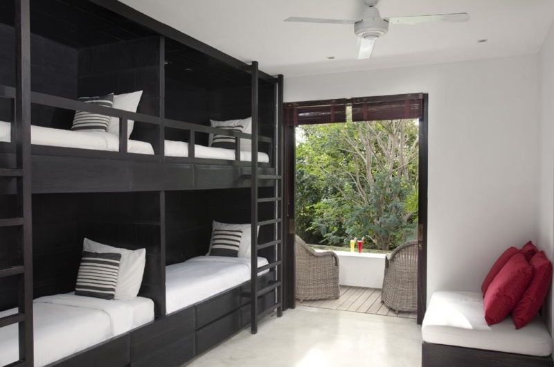 Bunk Beds - Villa Hana - Canggu, Bali