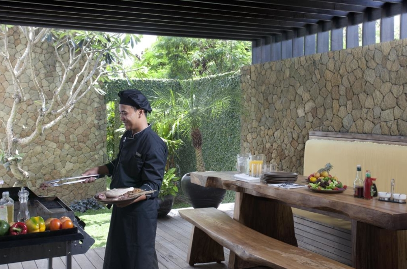 Kitchen Area - Villa Hana - Canggu, Bali