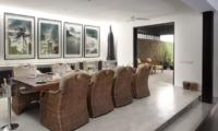 Dining Area - Villa Hana - Canggu, Bali