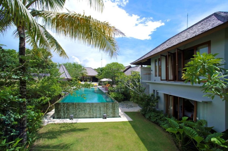 Gardens and Pool - Villa Hansa - Canggu, Bali