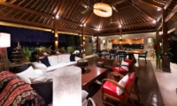 Living and Dining Area - Villa Hansa - Canggu, Bali