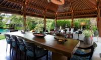 Dining Area - Villa Hansa - Canggu, Bali