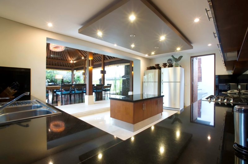 Kitchen Area - Villa Hansa - Canggu, Bali