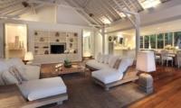 Living Area - Villa Hermosa - Seminyak, Bali