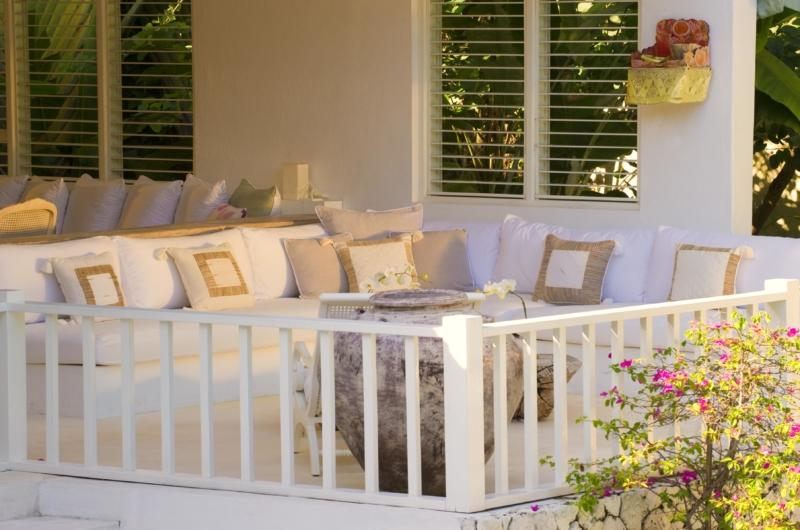 Lounge Area - Villa Hermosa - Seminyak, Bali