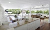 Living and Dining Area - Villa Hermosa - Seminyak, Bali
