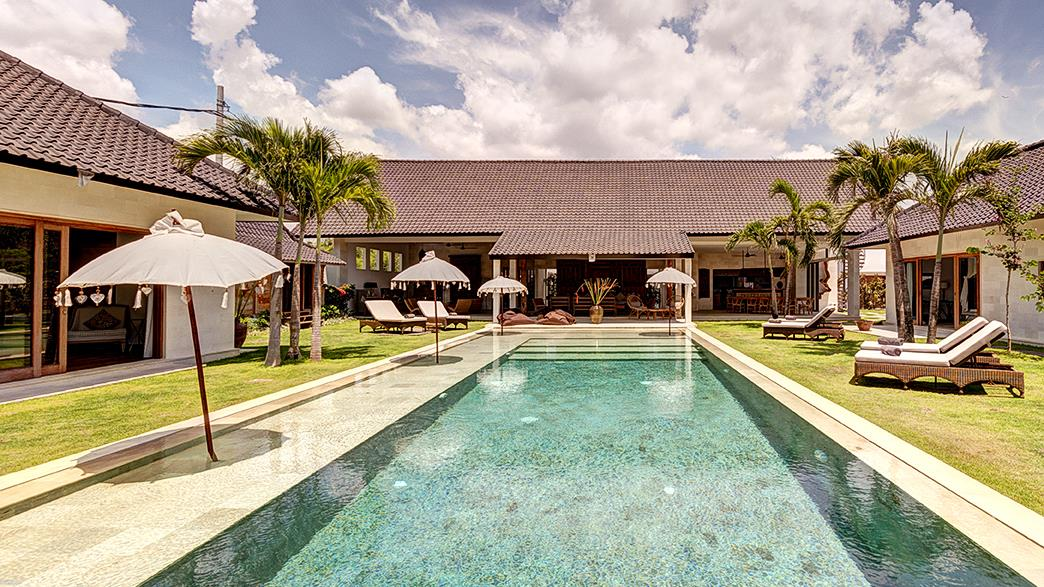 Bedroom - Villa Iluh - Seminyak, Bali
