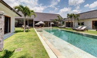 Pool Side - Villa Iluh - Seminyak, Bali