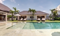Reclining Sun Loungers - Villa Iluh - Seminyak, Bali