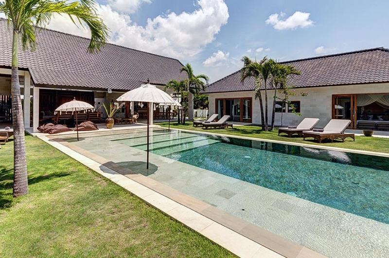 Private Pool - Villa Iluh - Seminyak, Bali