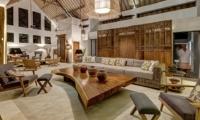 Living Area - Villa Iluh - Seminyak, Bali