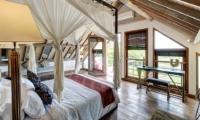 Bedroom with View - Villa Iluh - Seminyak, Bali