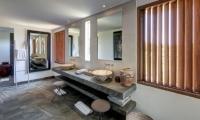 En-Suite His and Hers Bathroom - Villa Iluh - Seminyak, Bali