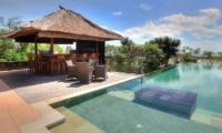 Pool Side - Villa Indah Manis - Uluwatu, Bali