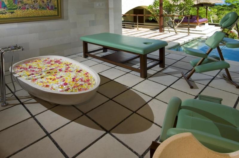 Spa Area - Villa Indah Manis - Uluwatu, Bali