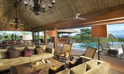 Indoor Living and Dining Area - Villa Indah Manis - Uluwatu, Bali