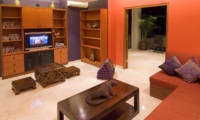 TV Room with Seating Area - Villa Indah Manis - Uluwatu, Bali