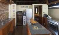 Kitchen Area - Villa Indah Manis - Uluwatu, Bali