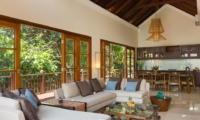 Living and Dining Area - Villa Indah Ungasan - Uluwatu, Bali