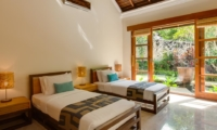 Twin Bedroom with View - Villa Indah Ungasan - Uluwatu, Bali